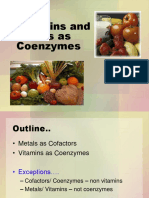 Coenzymes-