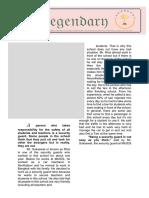 news paper test