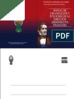 Manual de Organizacion DAF