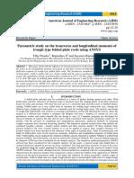 Folded Plates Analysis trough Type