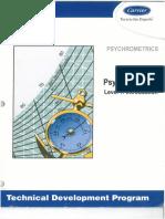 TDP-201 Psychrometrics Level 1 Introduction