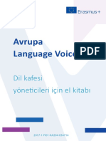 Language Voices Best Practice Handbook  inTURKISH