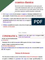 Mat3 Cinematica Punto Materiale