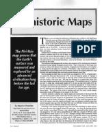 Prehistoric Mystery Maps