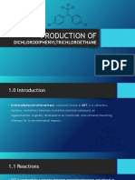 Production of Dichlorodiphenyltrichloroethane