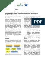 05 Preference Weighting Methods Bergen Technical Brief 2010