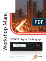 Workshop Manual SE5000
