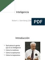 Tema 8. Inteligencia