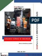 Diálogo Diario de Seguridad Ramperu s.a.c