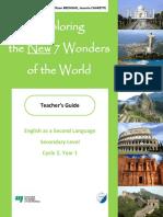 Exploring the New 7 Wonders of the World ( Ecitydoc.com )