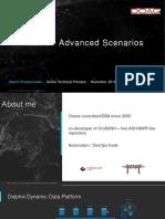 2018 Db Marcin Przepiorowski Rman Advanced Scenarios Praesentation