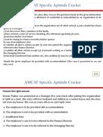 AMCAT - Logical Part 1