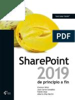 SharePoint 2019 de Principio a Fin - VVAA - Krasis Press