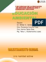 Educación Ambiental Parte II