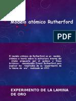 modelo de rutherfor