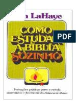 Como Estudar a Bíblia Sozinho - Tim LaHaye -.pdf
