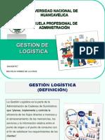 Diapositivas Del Curso de Gestion de Logistica Admi 2019-i