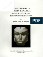 Antologia de La Poesia Tanatica
