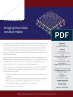 VLAB Flyer Open Source Processors
