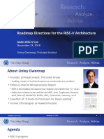 Andes RISC v Linley