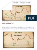 Relative Strength Index RSI – Easy and Accurate Indicator _ Forex Winners _ Free Download