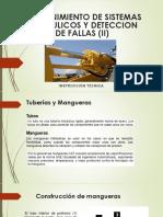 Mangueras, Cilindros y Valvulas Fallas (1)