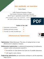 Optimization Mathematics