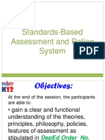 Assessment Under the K to 12 for private  schools - Copy.pptx