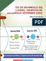 ODM Y ODS 2018