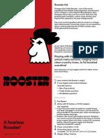 Rooster LTD