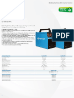 ID 300 PFC Welding Machine