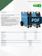 ID 400 PFC Welding Machine