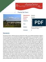 Puente Bolivar