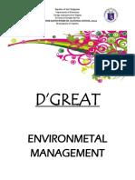 Dgreat Evaluation