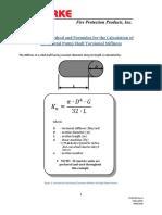 Method for Calculation of Pump Shaft Torsional Stiffness c136616