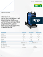 ID 400 TD Pulse Welding Machine