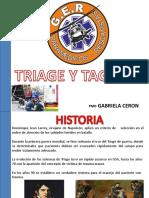 Triagge y Tagging