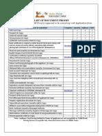 Document List