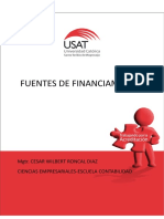 Laboratorio Fuentes de Financiamiento