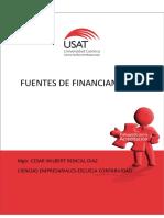Laboratorio Fuentes de Financiamiento