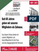 60 Jahre Wbg
