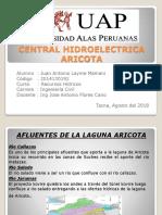 laguna de aricota.pptx