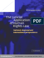 052178042X.cambridge.university.press.the.Judicial.application.of.Human.rights.law.National.regional.and.International.jurisprudence.jan.2003