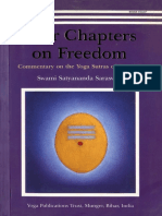Four Chapters on Freedom (Commentary on Yoga Sutras) Swami Satyananda Saraswati