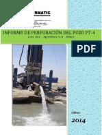 Agrolmos Informe Final de Perforación Del Pozo Pt 4 2 8