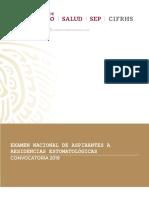 ENARE_Convocatoria_2019