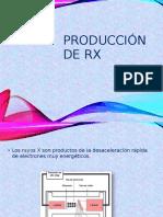 Clase 1 Produccin de Rx