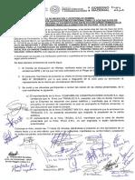 Licitación Pública Nacional para la Contratación de Empresas Constructoras para la Pavimentación Asfáltica en Varios Tramos de la Región Oriental, Tercera Tanda