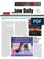 PW Show Daily @ BookExpo