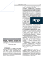Decreto Supremo 114 2019 EF